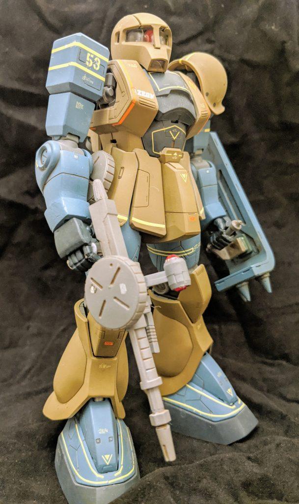 MG 1/100 ザクI