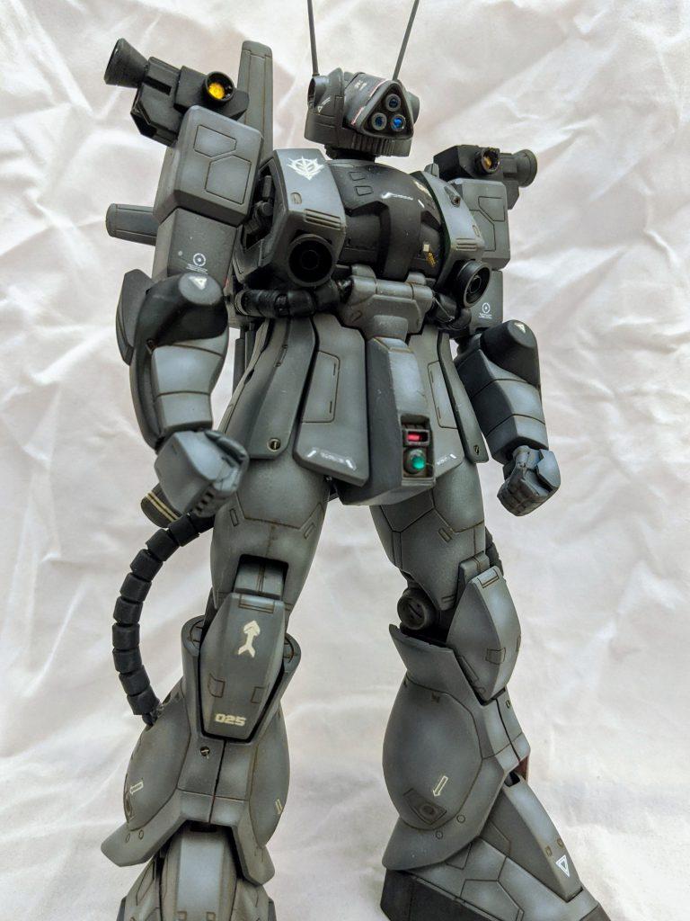 MG 1/100 ザクフリッパー