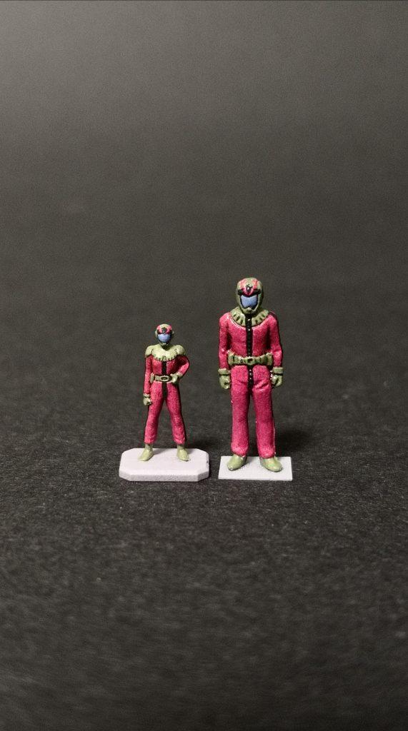 ジョニー・ライデンとジョニー・ライデンJr.