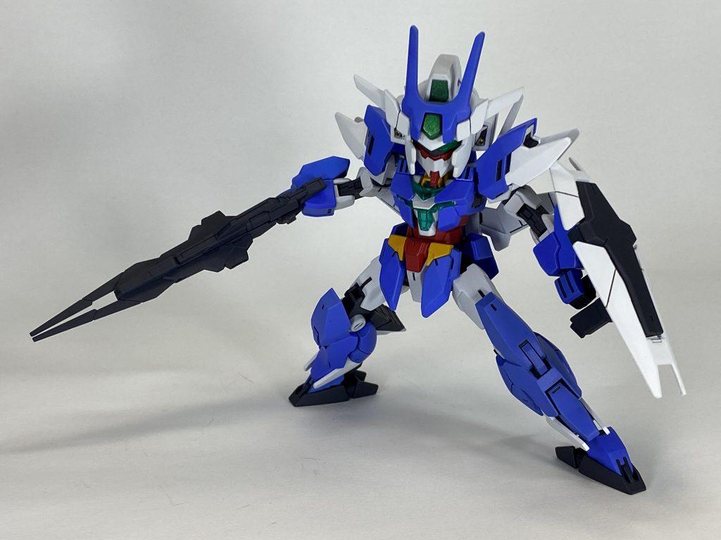 SD アースリィガンダム(Ver.コアガンダムⅡ)