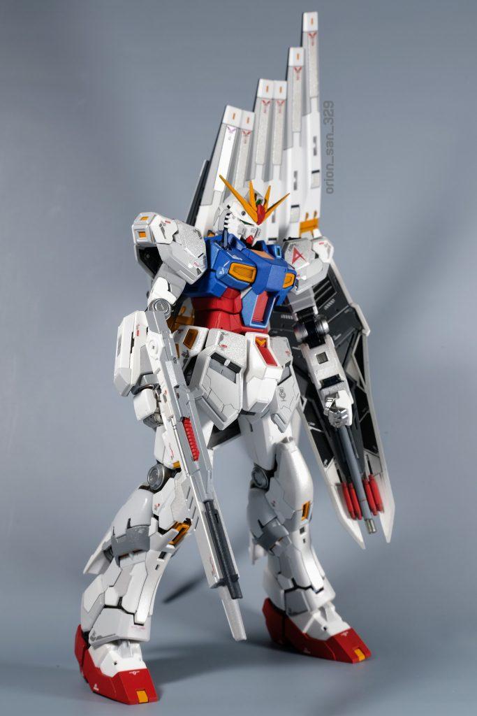 RG Nu Gundam Classic Colour