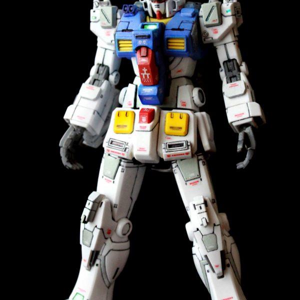 ガンダム RX78-TT(The ORIGIN base)