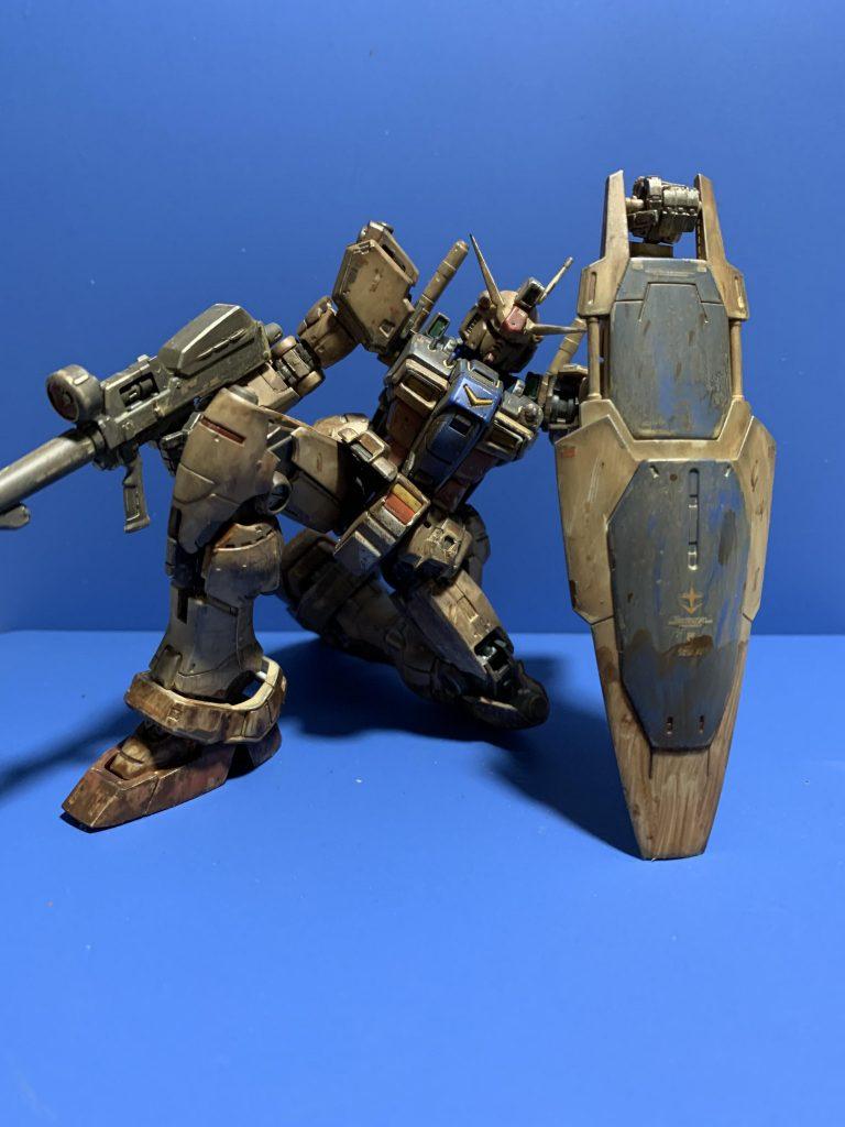 RG ガンダム試作1号機 ゼフィランサス