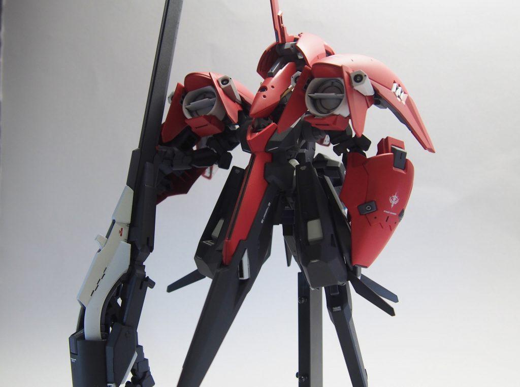 ARZ-124KH2 【キハールⅡレジオン鹵獲仕様】