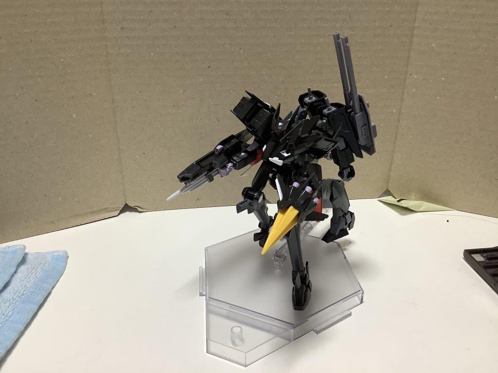 手抜き改造シリーズ第1弾 黒