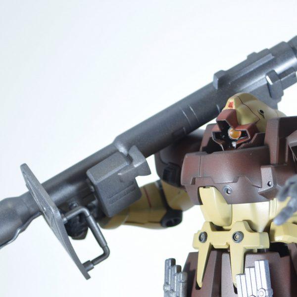 ドム・トローペン 重装甲