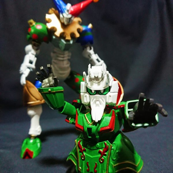 七英雄 ボクオーン