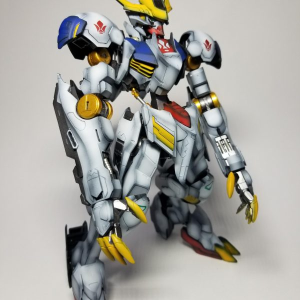 BARBATOS LUPUS REX
