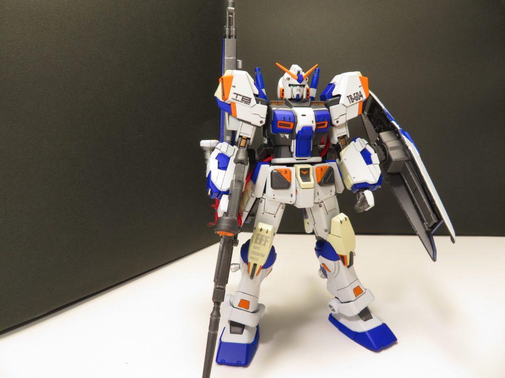 RX-78-4 ガンダム4号機