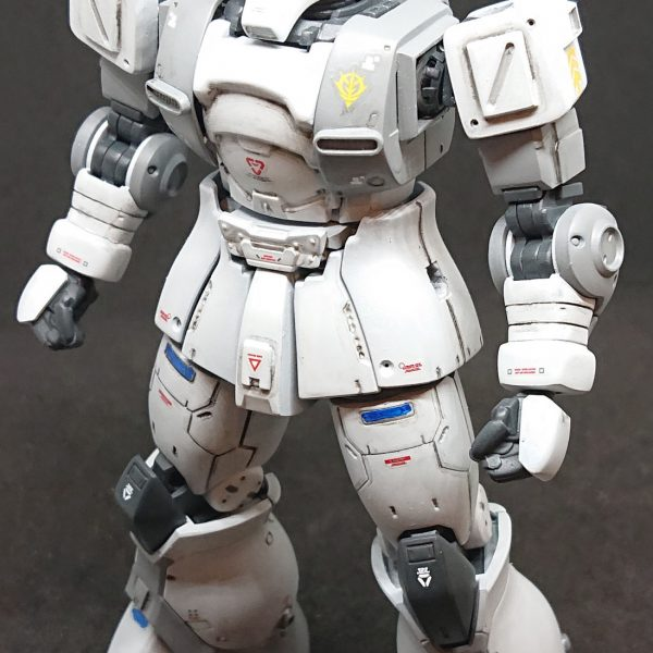 MS-05 ザクⅠ(シンマツナガ風カラー)