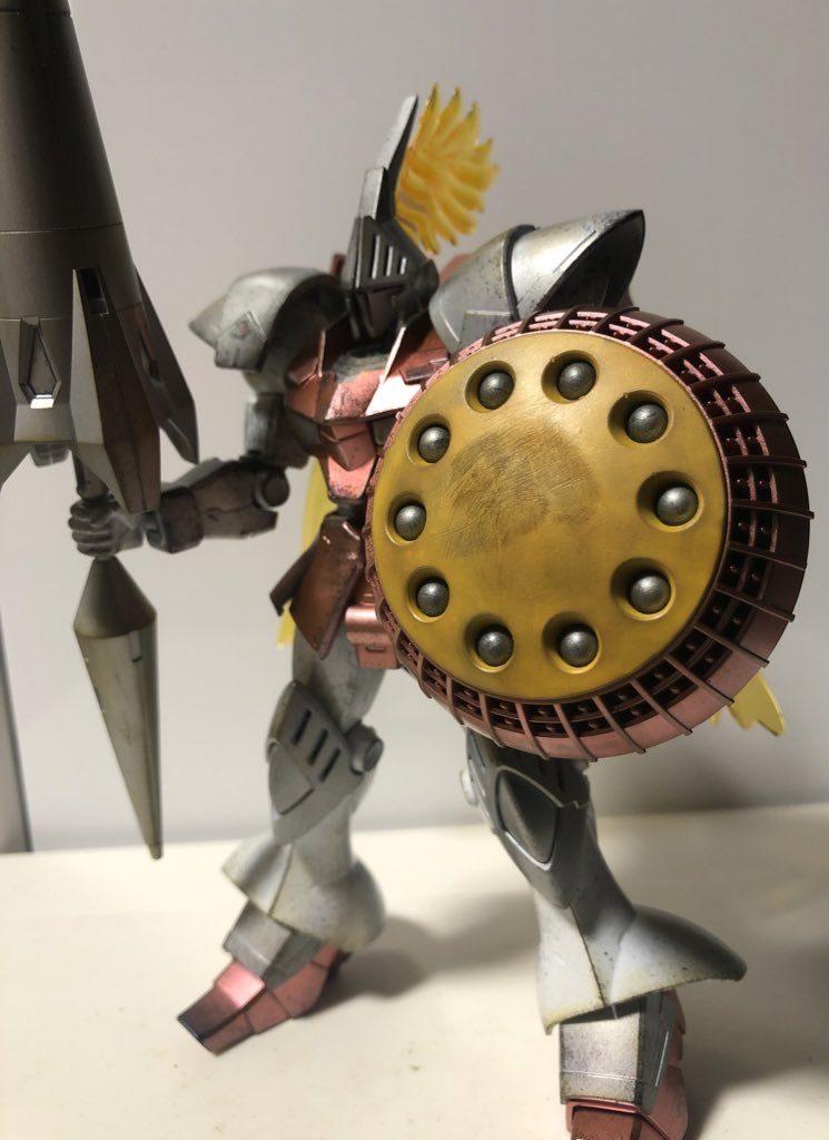 歴戦の騎士