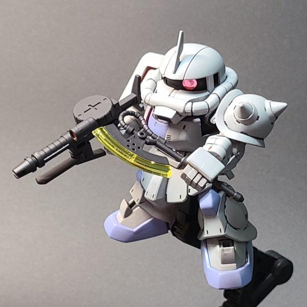 SD MS-06S ザクⅡ