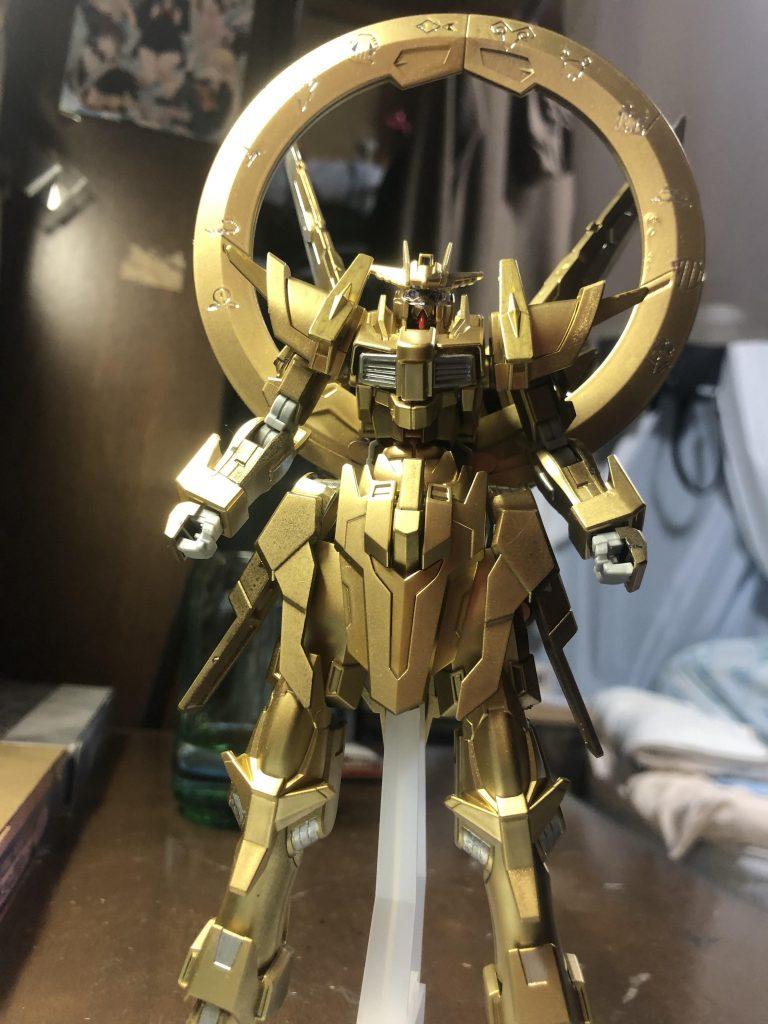 黄金聖闘士ガンダム