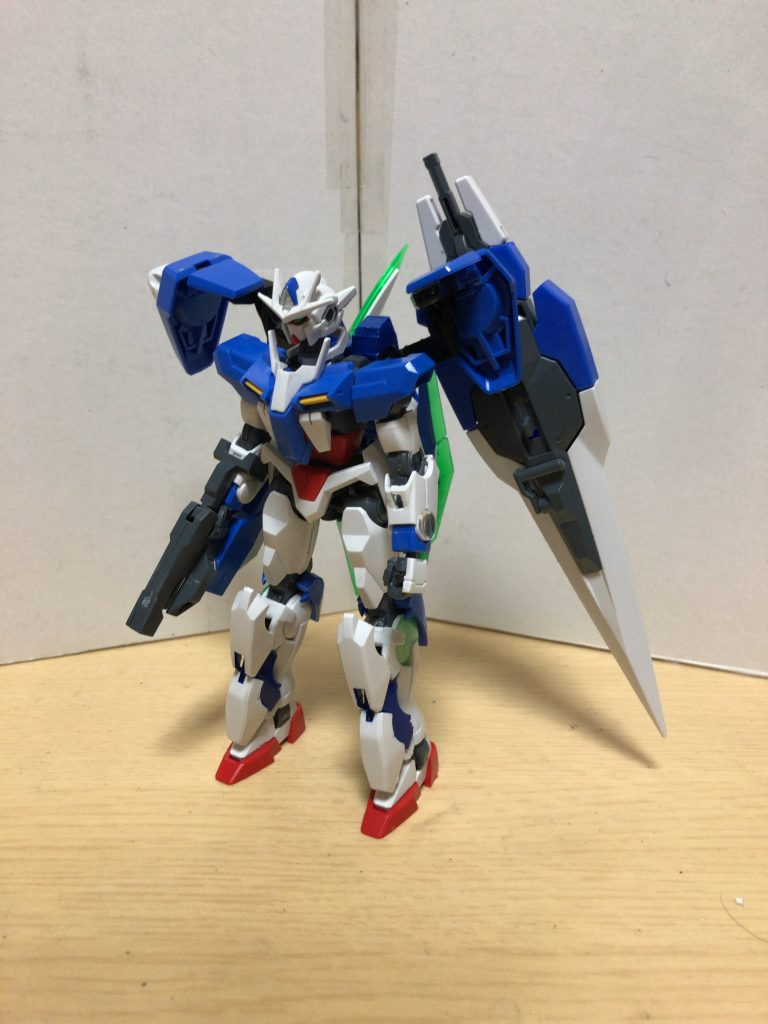 GNGF-0001 コネクティアガンダム