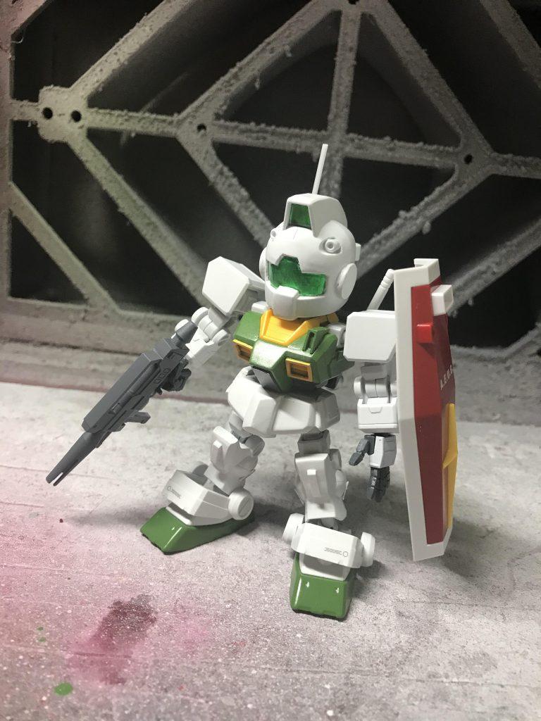 SDCS ジムⅡ 【エゥーゴカラー】