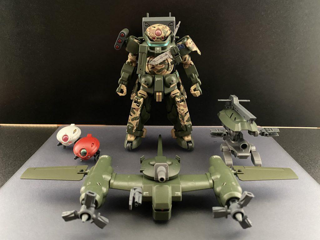 グリモアRB改 グリモアアドバンス(陸戦型)その2