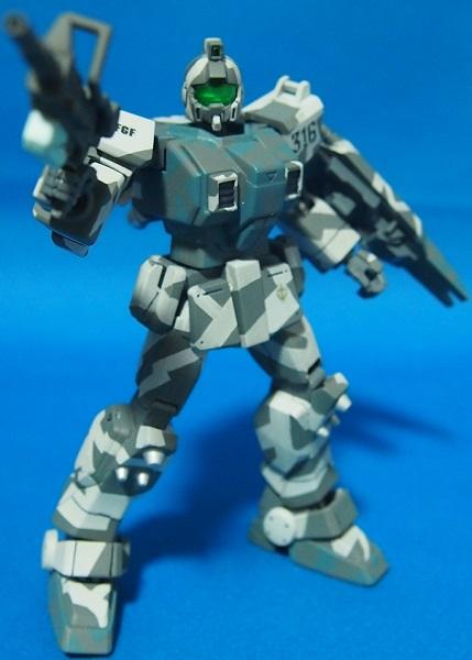 #009 RGM-79(G) 陸戦型ジム