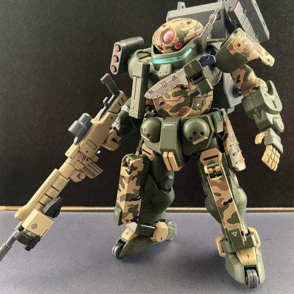 グリモアRB改 グリモアアドバンス(陸戦型)