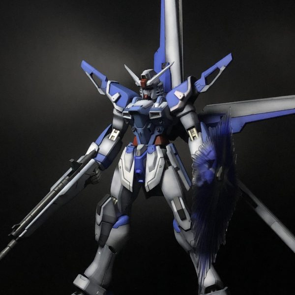 MG 1/100 ガンダムアルテミス