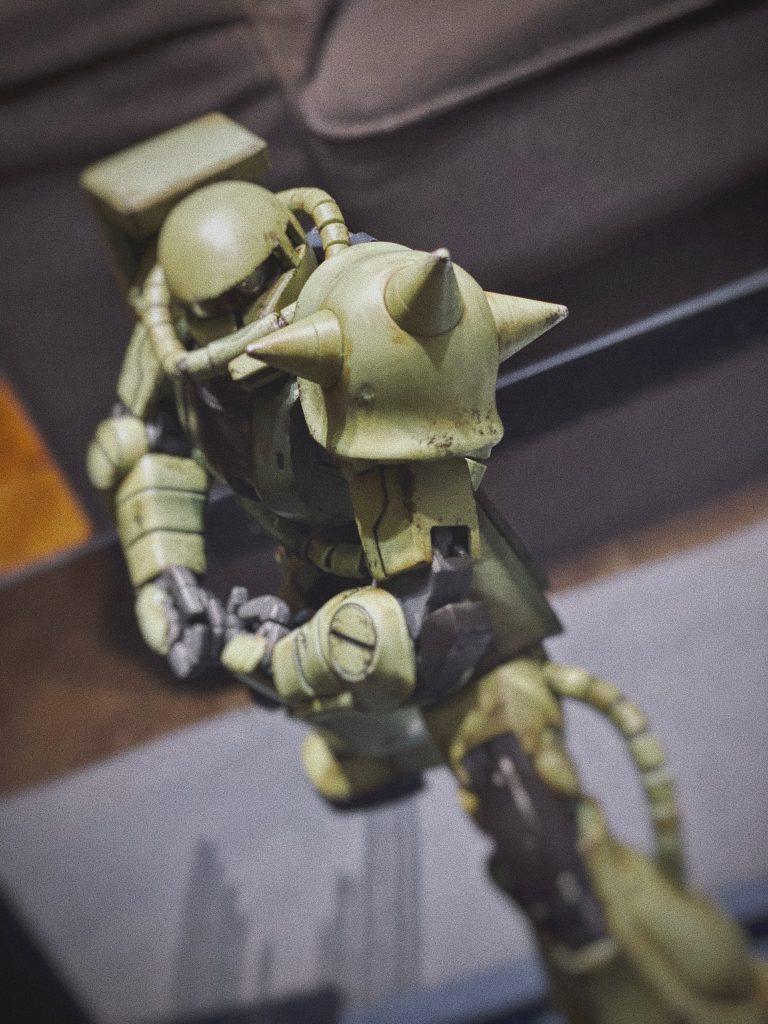 ザク 2.0 MG