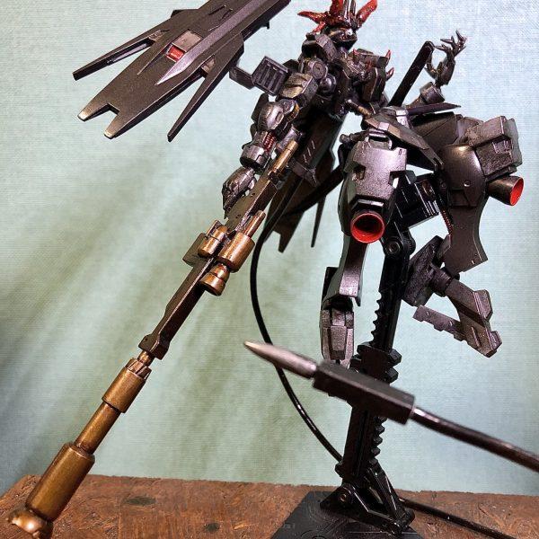 鉄血の悪魔レッドホーン【武器追加】