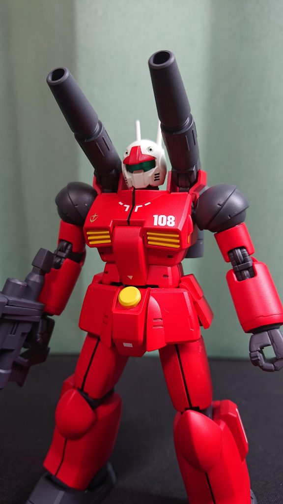 RX-77-2 ガンキャノン