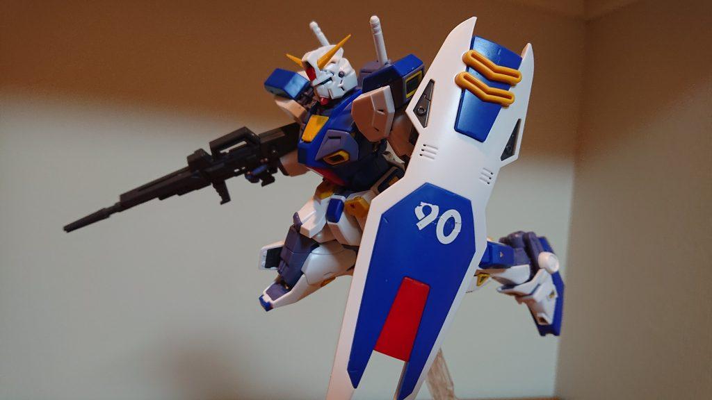 MG ガンダムF90