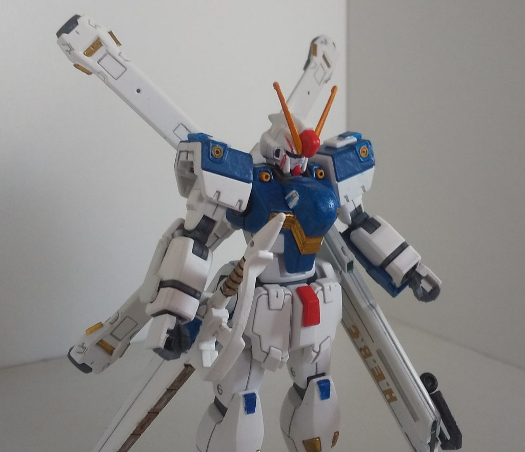 F97-XX GUNDAM Double Cross