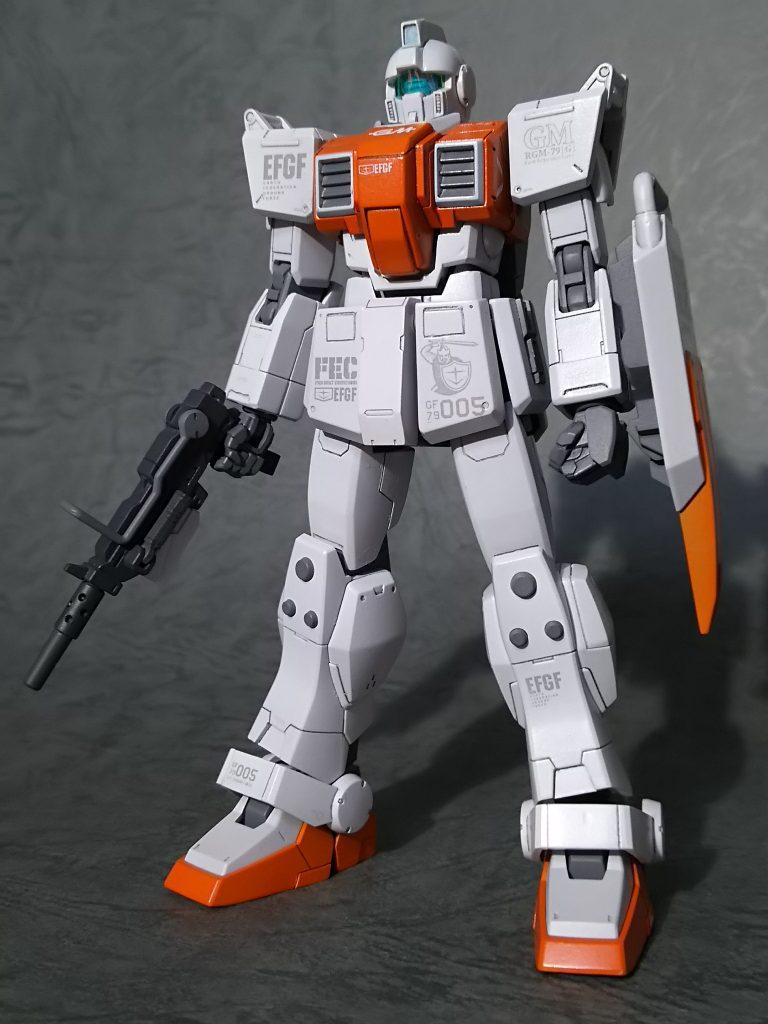 陸戦型ジム(初期ロット)