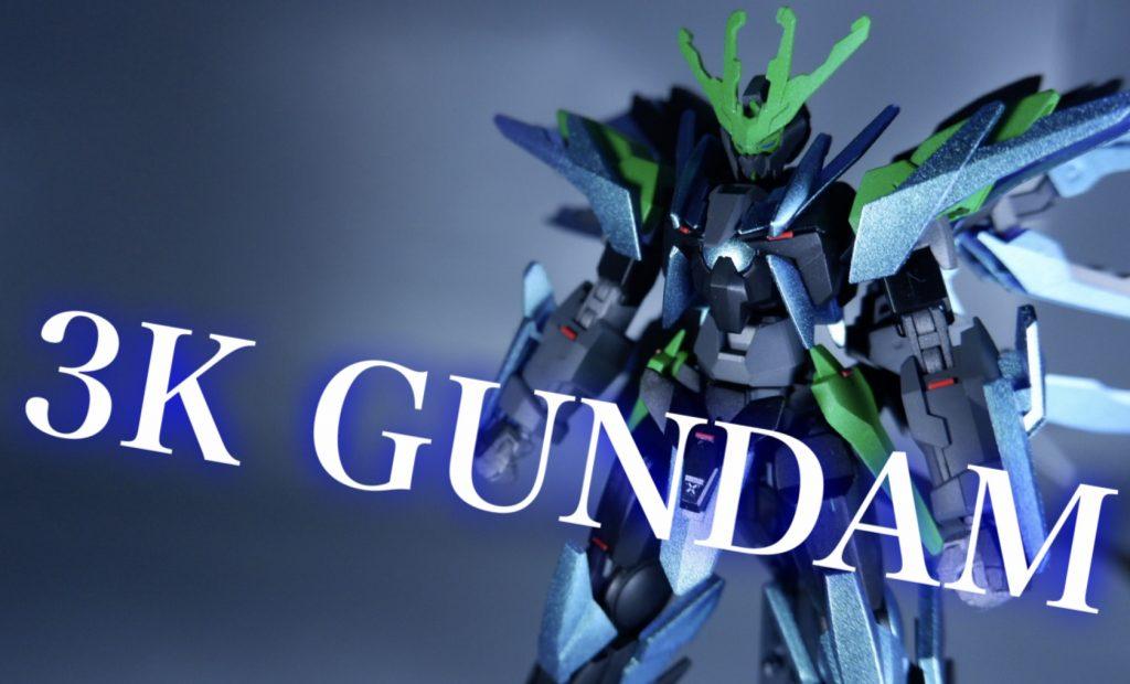 K3 GUNDAM