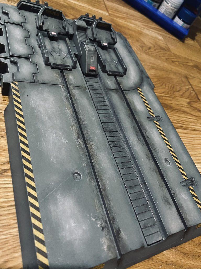 Zガンダム 2.0 MG 付属のカタパルト