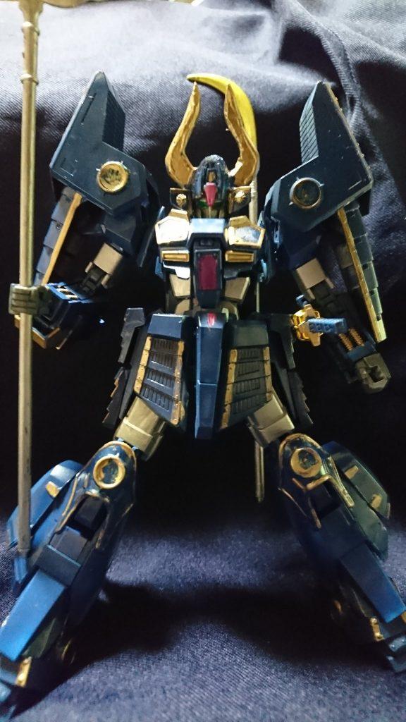 武者ガンダムmark2(HGリバイブZベース)