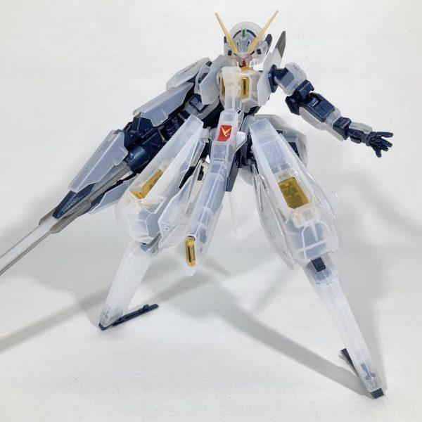 ガンダムTR-6[ウーンドウォート]クリアver