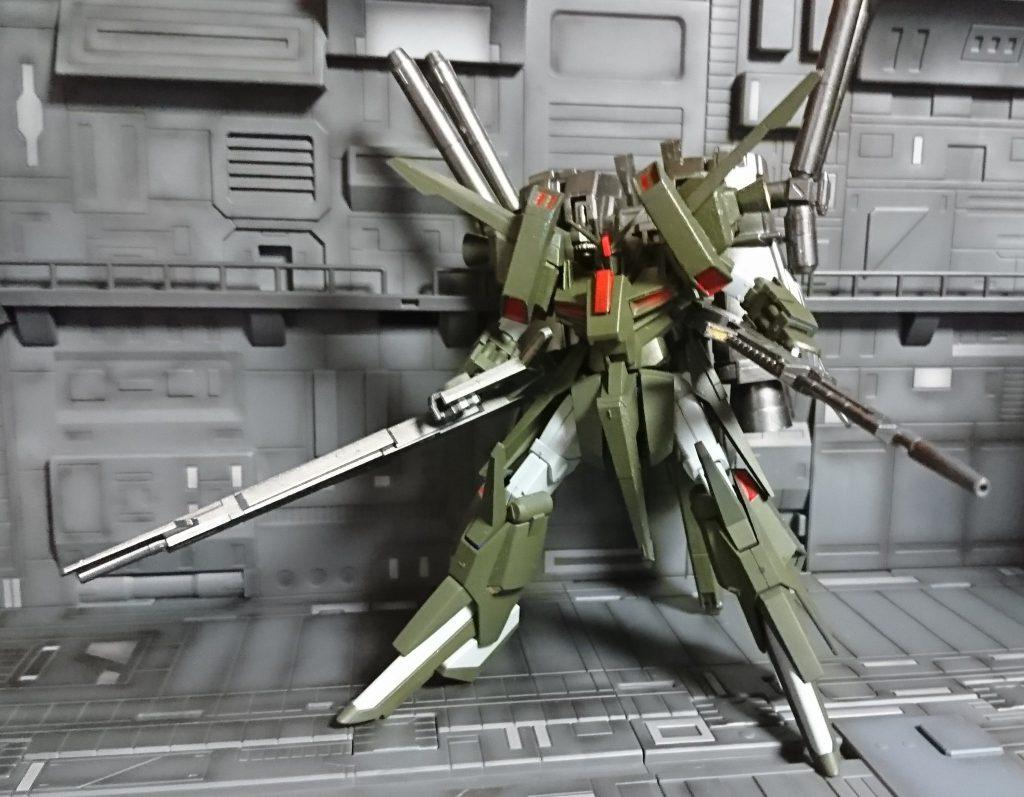 EX-ZⅡ(HGUC ZⅡベース)