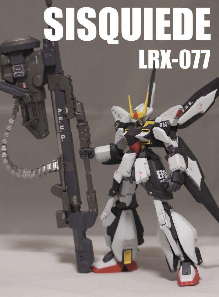 1/144 LRX-077 シスクード