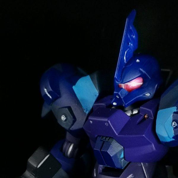 HG 宇宙用ジャハナム(クリム・ニック専用機)