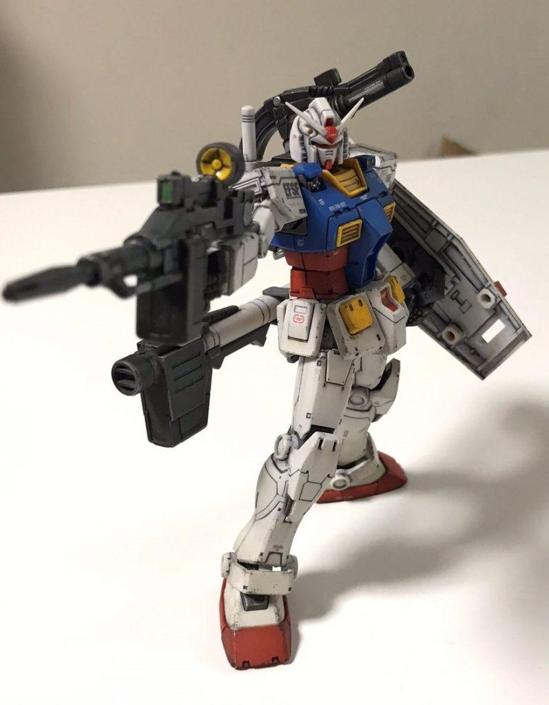 HG RX78-2 ガンダム オリジン