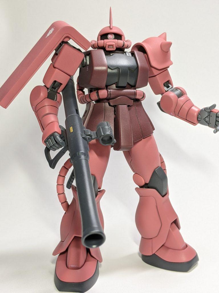 HGUCリバイバル/シャア専用ザクⅡ