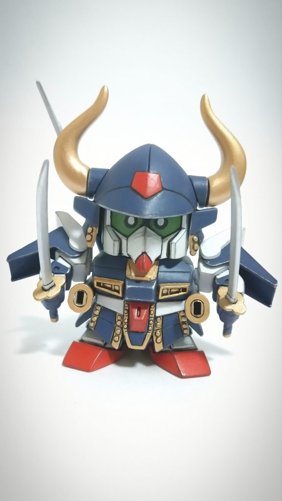 BB戦士 武者ガンダムMK-Ⅱ