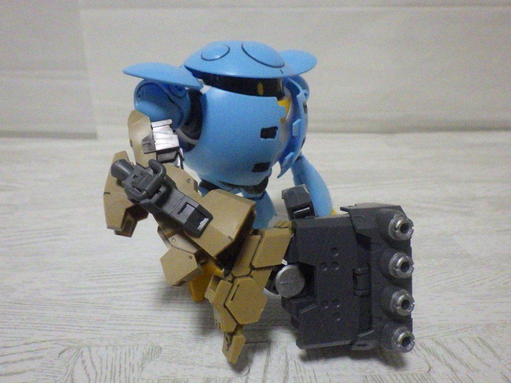 パワードモモカプルV2