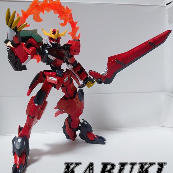 火武鬼-KABUKI-