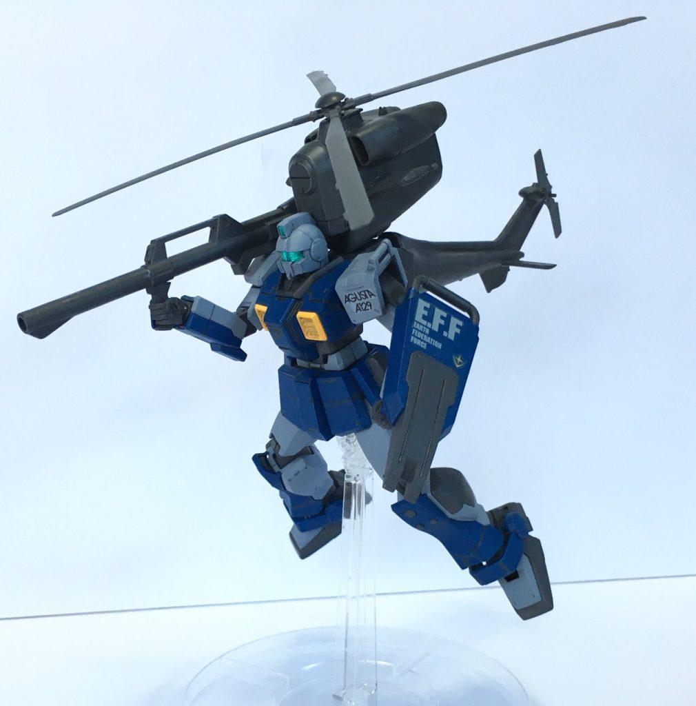 空戦型ジム