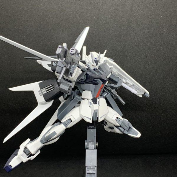 """HGCE X-105 ストライク""""黒"""""""