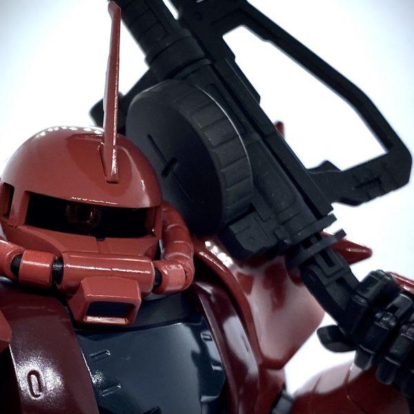 MG 1/100 MS-06S シャア専用ザク
