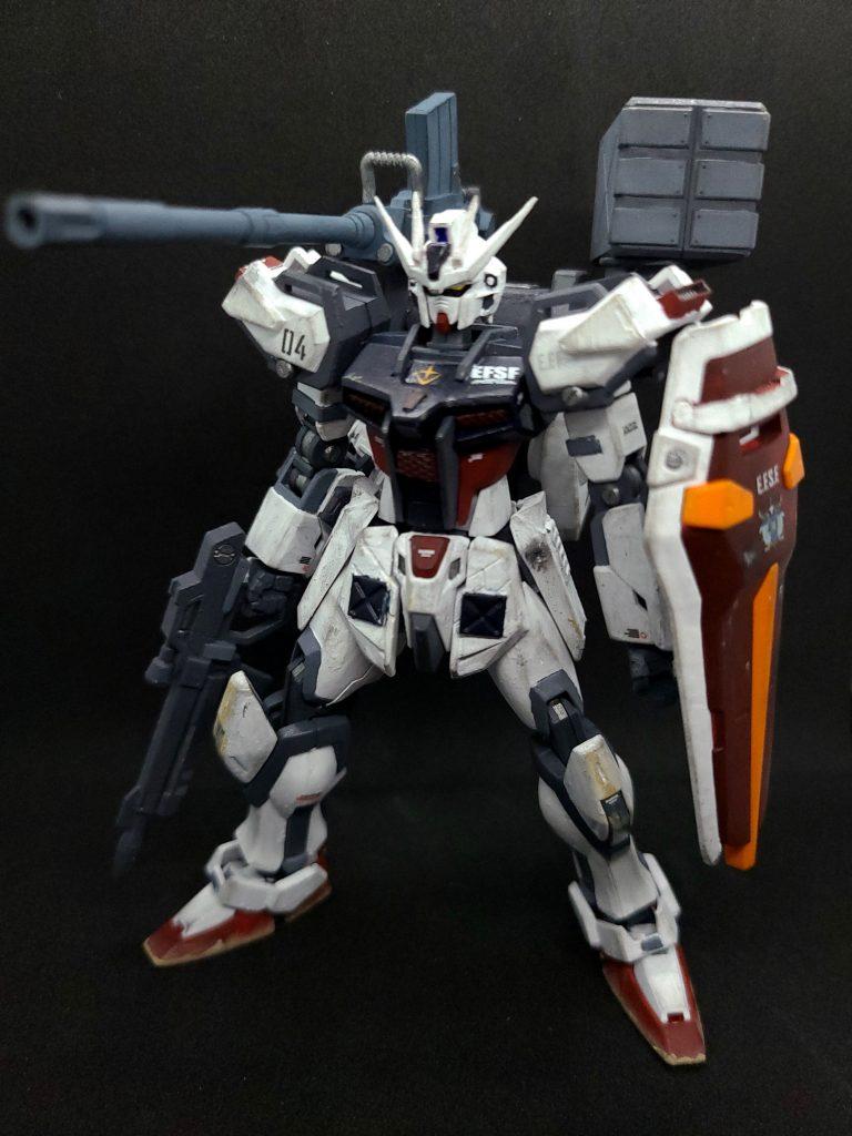 ストライクガンダム・後方支援型(サンダーボルトver.)