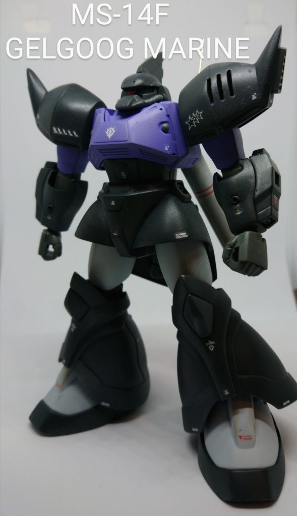 MS-14F ゲルググM(三連星カラー)