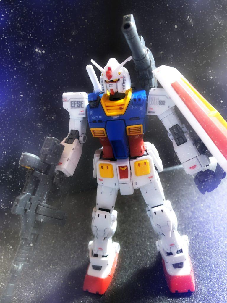 HG RX-02-ガンダム ORIGIN版