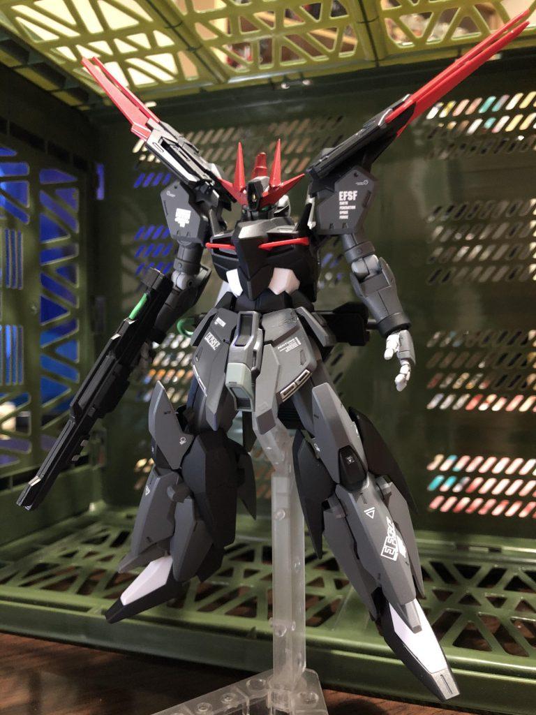ガンダムMk-Ⅲ 甲型零式 テルティウム