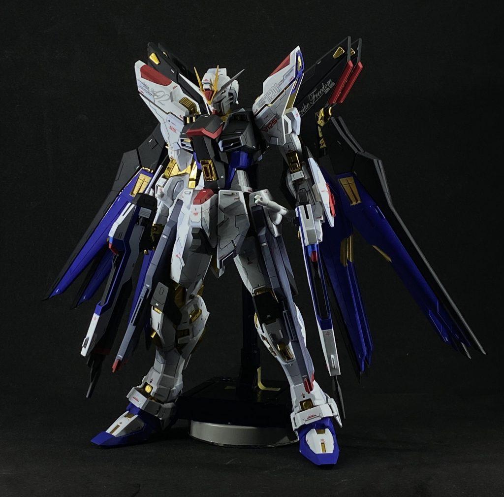 ZGMF-X10Aストライクフリーダム MG