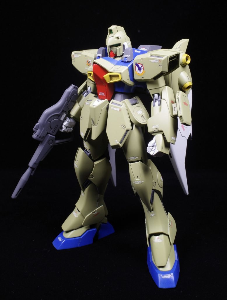 RE1/100ガンブラスター/ガンイージ